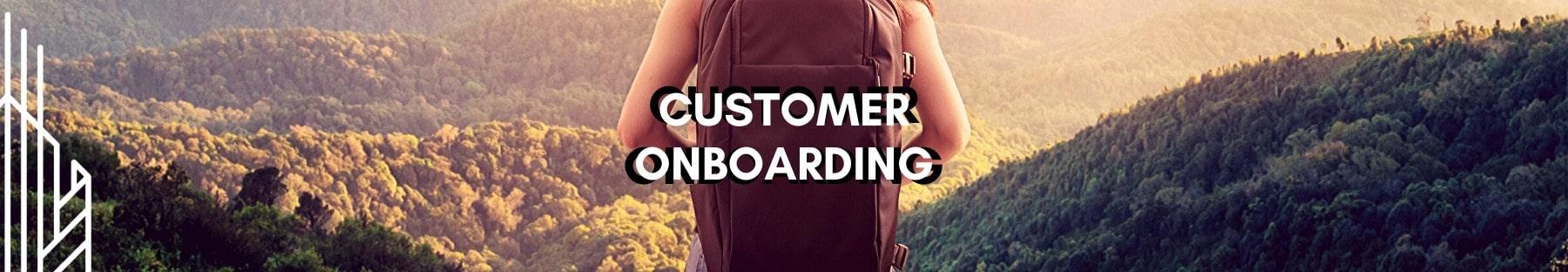 Customer Onboarding 1