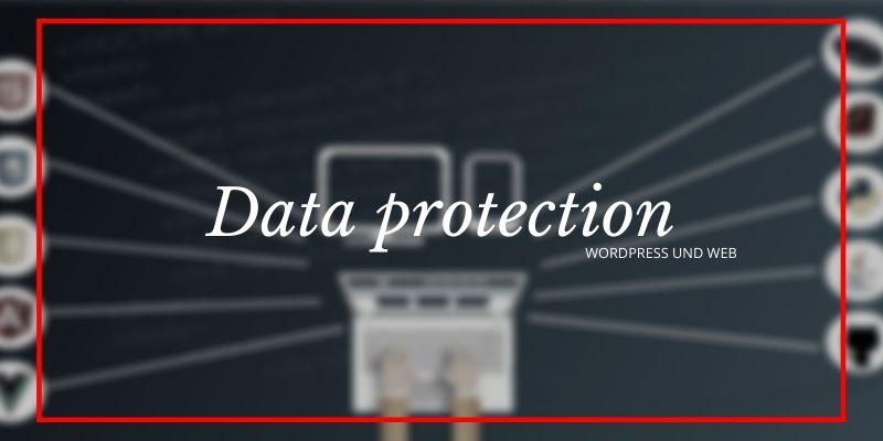 technischer Datenschutz für WordPress